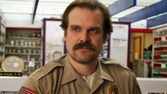 David Harbour Reveals 'Stranger Things 4' Will Include A 'Huge' Dive Into Hopper's Backstory