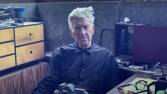 David Lynch Gave His First Weather Report In Almost A Decade