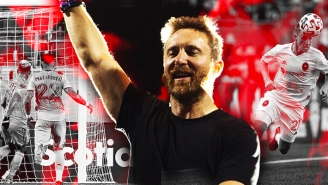 David Guetta Is Teaming Up With MLS Because 'Sports And Music Is What Brings People Together'