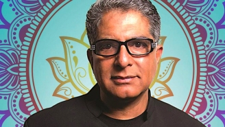 Deepak Chopra Shares Secrets From His Personal Week-Long Silent Retreat