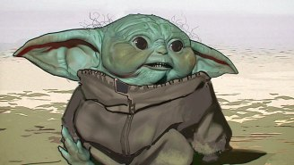 The Alternate Designs For Baby Yoda Range From 'Too Cute' To Horrifying