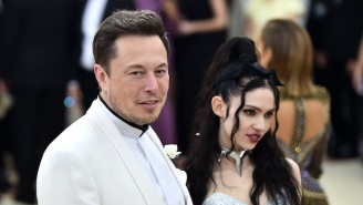 Grimes Shares The First Video Of Her And Elon Musk's Son, X Æ A-12