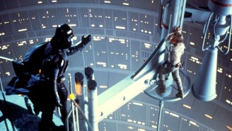 Mark Hamill Had To Keep Quiet About The 'Empire Strikes Back' Twist For Over A Year