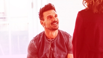 Frank Grillo Talks With Us About His Really Different Role On 'Billions' And His Many, Many Fight Scenes