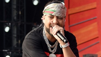French Montana Enlists Tory Lanez For His Bouncy New Single, 'Cold'