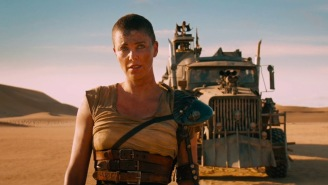 Charlize Theron Was 'Worried' About Furiosa's Original Look In 'Mad Max: Fury Road'