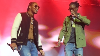 Future And Young Thug Join Moneybagg Yo And Producers TM88 And Southside On 'Blue Jean Bandit'