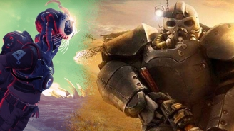 'No Man's Sky,' 'Fallout 76' And Life After Launch For Games Seeking A Second Chance