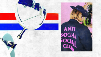 Anti Social Social Club Linked With The USPS For A Dual-Branded Capsule