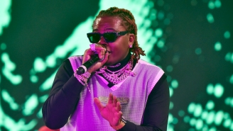 Gunna Showed Off His Own 'Wunna Mann' Action Figure While Teasing New Music