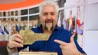 The Kid Who Stole Guy Fieri's Lamborghini Might Be Getting Out Of Prison A Lot Earlier