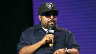 Ice Cube Is Speaking At A Pro-Israel Gala After Being Accused Of Antisemitism