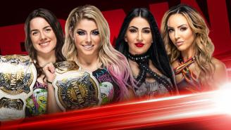 WWE Raw Open Discussion Thread: The IIconics Vs. Bliss Cross Applesauce