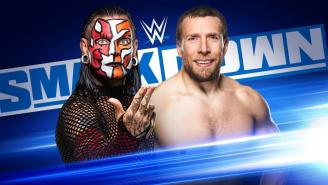 WWE Friday Night Smackdown Open Discussion Thread: Daniel Bryan Vs. Jeff Hardy