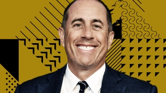 Jerry Seinfeld Will Always Find The Joke In Everything
