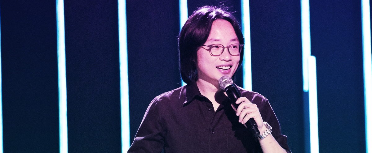 Jimmy O. Yang Tells Us All About 'Space Force' And Finding Comedy Close To Home In 'Good Deal'