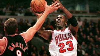 Michael Jordan Attacked Dan Majerle In The 1993 Finals Because Jerry Krause Liked Him