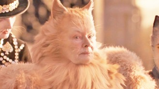 Judi Dench Has Some Colorful Thoughts About Her 'Battered, Mangy' Look In 'Cats'