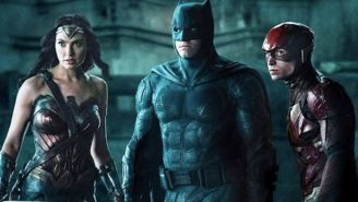 The 'Justice League' Re-Shoots Won't Involve Any Of The Main Cast