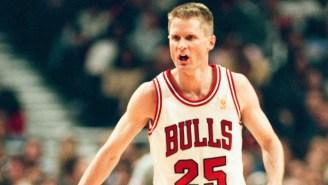 Steve Kerr Earned Michael Jordan's Respect After Their Practice Fight In 1995