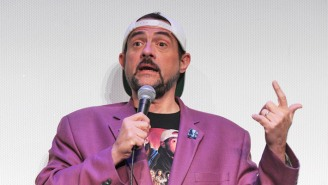 Kevin Smith Detailed His Quarantine Daydream About Pulling Off A Marvel-Style Physique