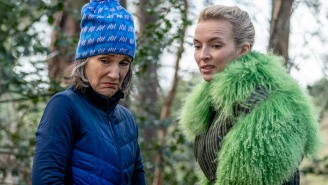 'Killing Eve': Three Close Brushes With The Grim Reaper, And One Direct Hit