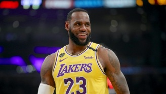 LeBron James Is Leading An Initiative To Protect Voting Rights For African Americans