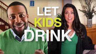 'SNL At Home' Let The Kids Drink And Prank On The Season Finale