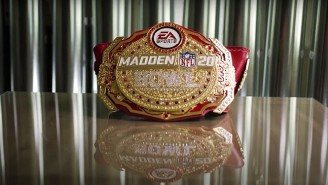 The Madden Bowl Champion Won Without Throwing A Single Pass All Tournament
