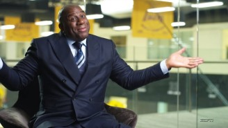 Magic Johnson Does Not Write His Own Tweets, Which Begs Some Further Questions