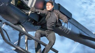Tom Cruise's Outer Space Action Movie Has Secured An Appropriate Filming Location, And Elon Musk Is Excited