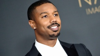 Michael B. Jordan Spoke Out At A Protest, Telling Hollywood To 'Invest In Black Staff'