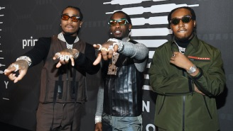 Quavo Reveals That Migos' 'Culture III' Is Coming Much Sooner Than You Think