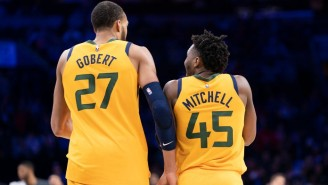 Rudy Gobert On Tensions With Donovan Mitchell: 'I Can Be Very Annoying'