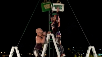 Here Are Your 2020 Men's And Women's Money In The Bank Ladder Match Winners