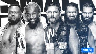 WWE Friday Night Smackdown Open Discussion Thread: Otis Vs. Ziggler II