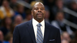 Patrick Ewing Is Back Home After Being In The Hospital With The Coronavirus