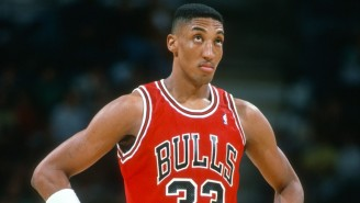 Scottie Pippen 'Wouldn't Change' Refusing To Leave The Bench In The 1994 Playoffs