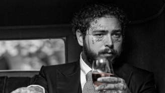 Post Malone Is Tapping Into The Wine Market And Launching His Own Brand Of Rosé This Summer