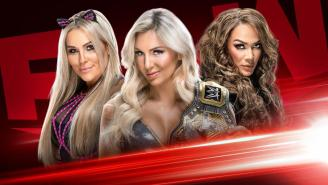 WWE Raw Open Discussion Thread: A Rare Charlotte Flair Appearance