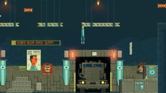If You Can Handle A Bit More Dystopia, Then 'Ministry Of Broadcast' Is The Platformer For You