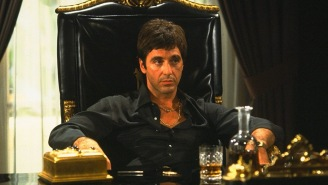 The 'Scarface' Reboot Has Found A New Director With A Script From The Coen Brothers