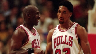 Scottie Pippen Is Reportedly 'Beyond Livid' At Michael Jordan For His Portrayal In 'The Last Dance'