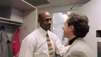 Jerry Seinfeld Recalled His Locker Room Conversation With Michael Jordan From 'The Last Dance'