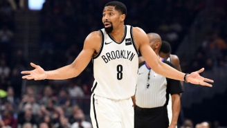 Spencer Dinwiddie Has Started A GoFundMe To Decide Where He Signs His Next Contract