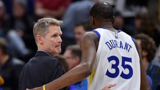 Steve Kerr Explained Why He Nixed A 'Last Dance' Documentary For The Warriors
