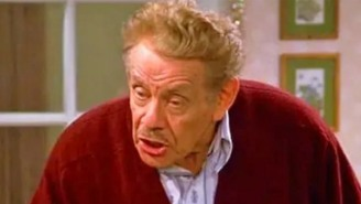 Jerry Seinfeld Recalls Exactly Why Jerry Stiller Was Perfect On 'Seinfeld'