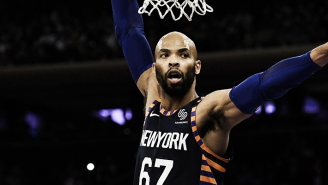How Taj Gibson Is Giving Back To His Native New York When It Needs Him Most