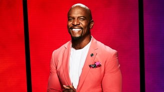 Terry Crews On Art, Tackling Tough Subjects With Humor, And Being A Wild Man For The Camera