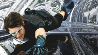 Tom Cruise May Have Found A Studio That's Willing To Shoot Him Into Outer Space